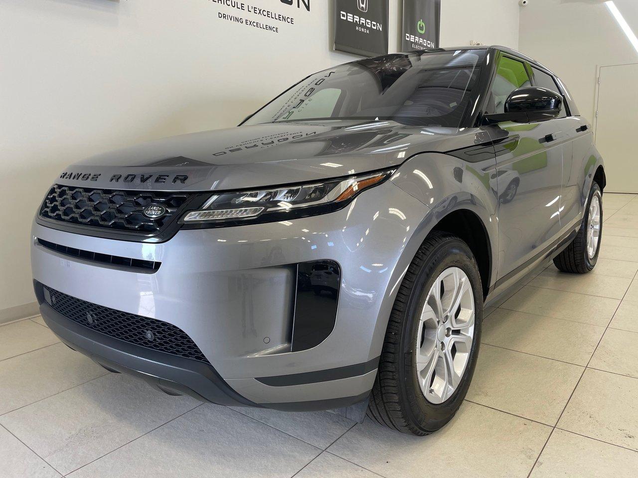 Land Rover Range Rover Evoque 2020 S P250, NAV, TOIT PANO, CAMÉRA, PARK ASSIST