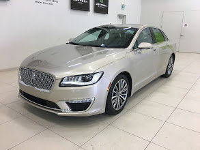 2017 Lincoln  MKZ SELECT PLUS PACK AWD NAV ROOF 2L ECOBOOST