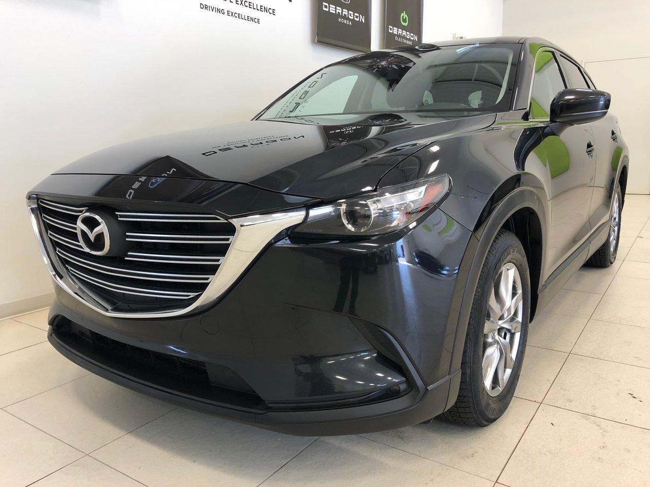 Mazda CX-9 2018 GS-L AWD, CUIR, TOIT, CAMÉRA