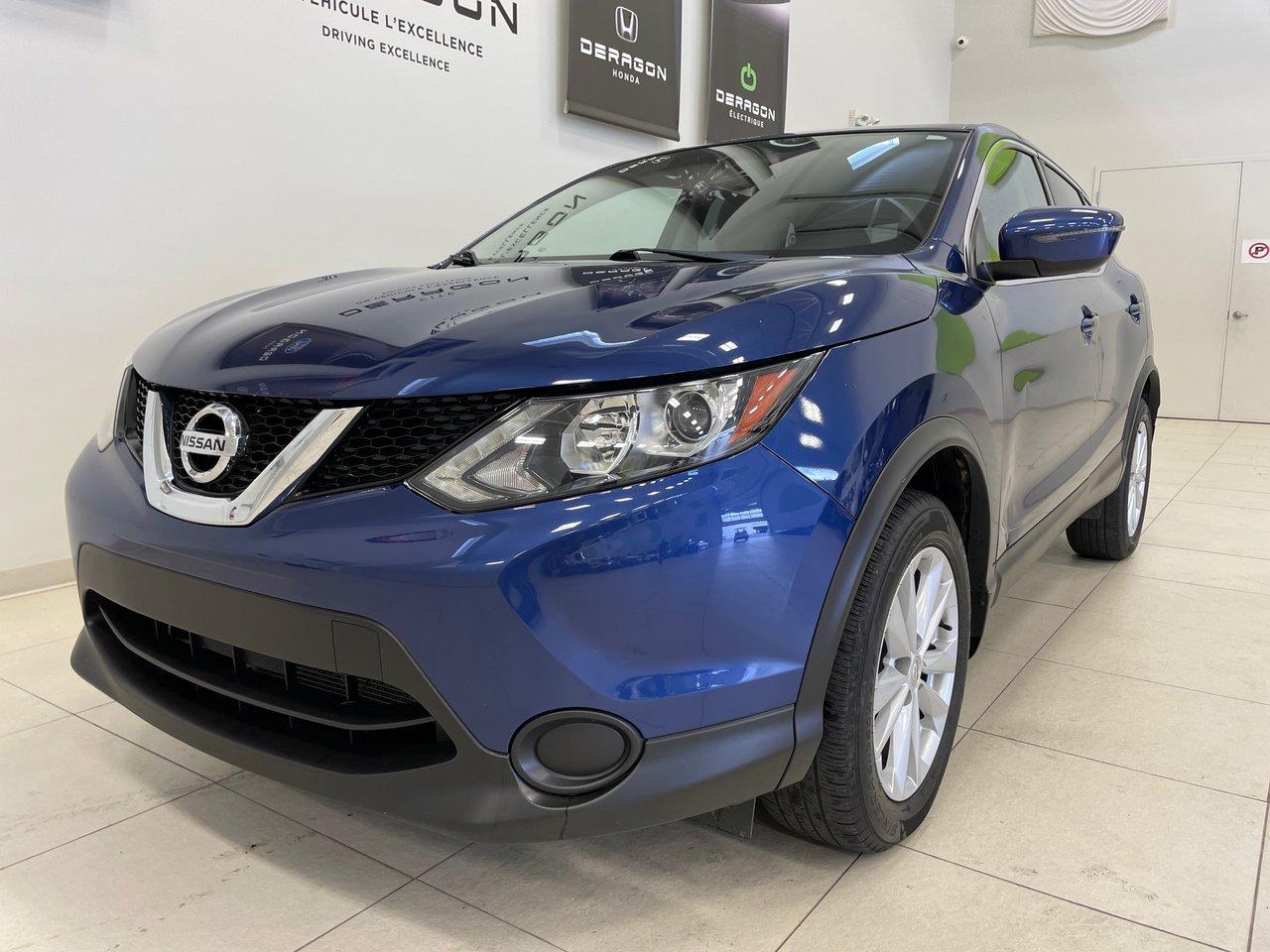 Nissan Qashqai 2017 SV AWD, CAMÉRA, UN PROPRIO, AUCUN ACCIDENT