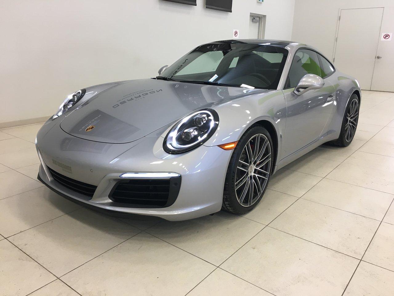 2019 Porsche  911 S, PDK, PREMIUM PACK PLUS, SPORT PACK, TOIT,