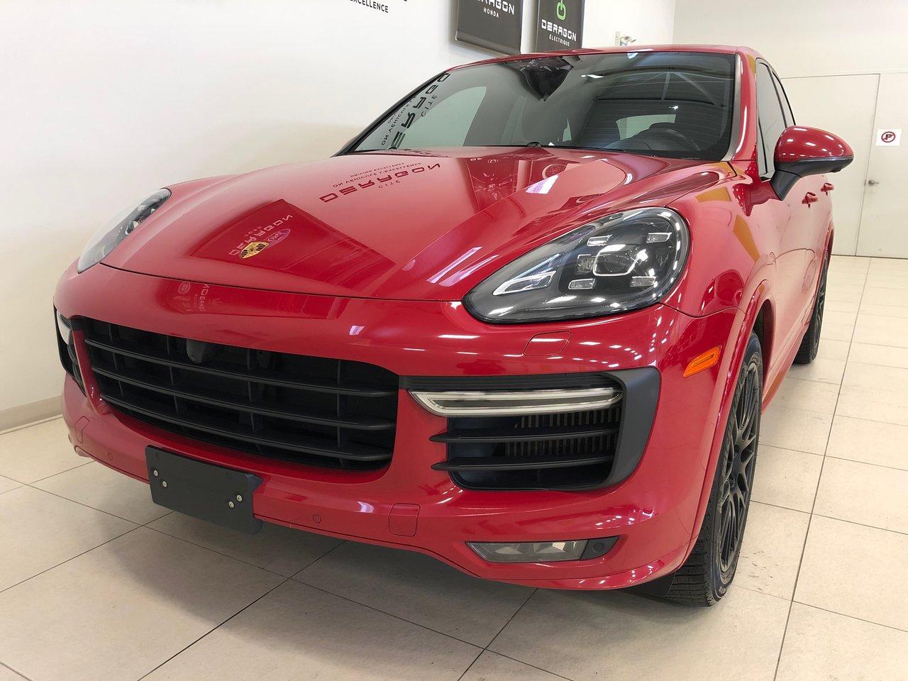 Porsche Cayenne 2017 GTS, SPORT CHRONO PACKAGE