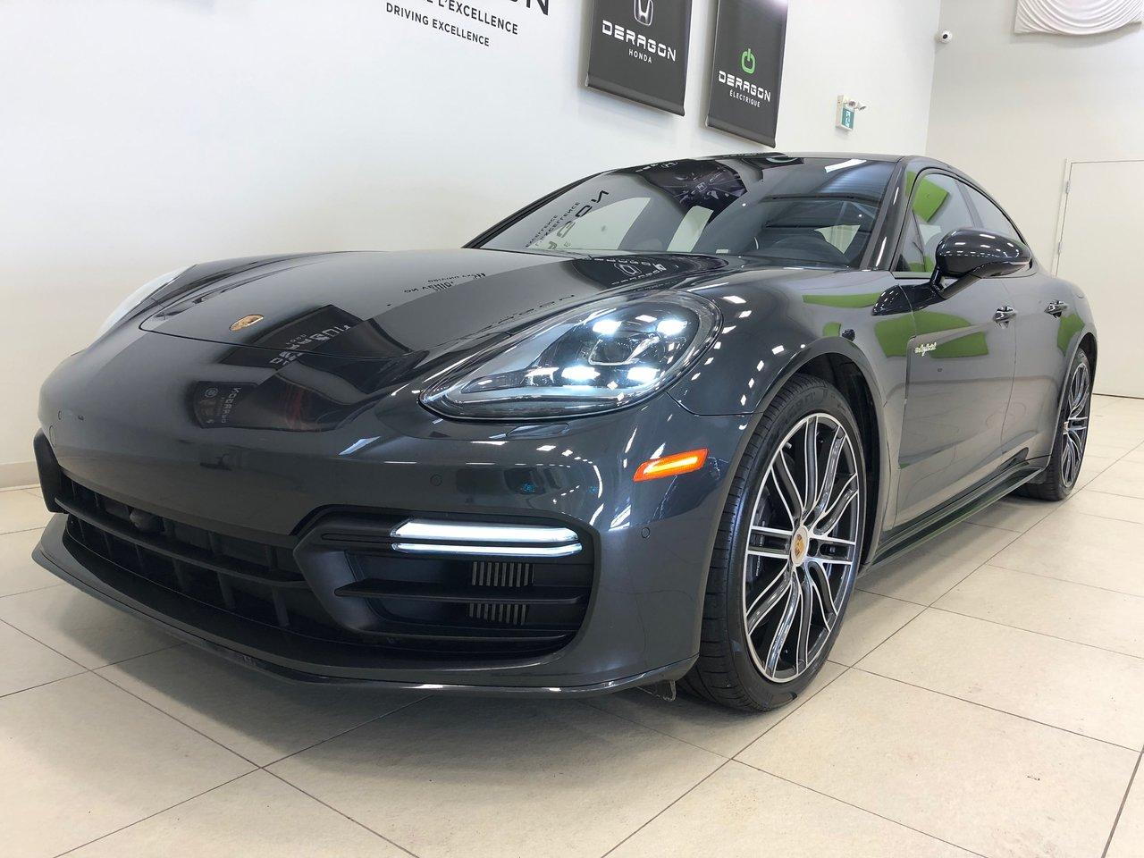 Porsche Panamera 2019 4 E-HYBRID, PREMIUM PACK, SPORTDESIGN PACK