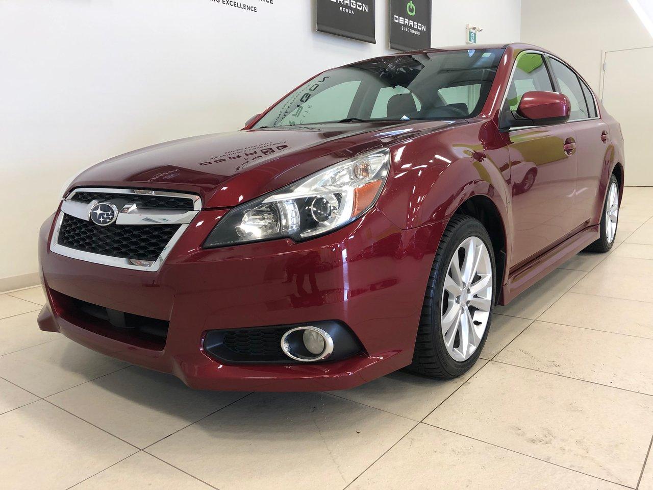 Subaru Legacy 2014 CONVENIENCE PZEV, SIÈGES CHAUFFANTS, CRUISE,