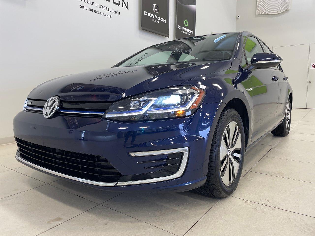 Volkswagen e-Golf 2020 Comfortline ELECTRIQUE