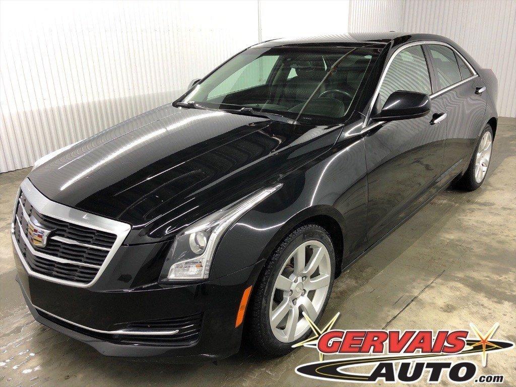 Cadillac ATS 2015 Cuir MAGS