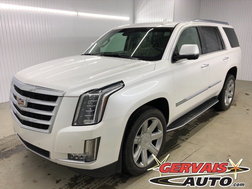 Cadillac Escalade 2016 Luxury Collection 4x4 GPS Cuir Toit Ouvrant