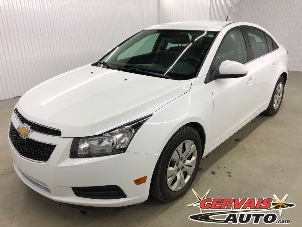 Chevrolet Cruze 2014 1LT A/C BAS KILOM?TRAGE