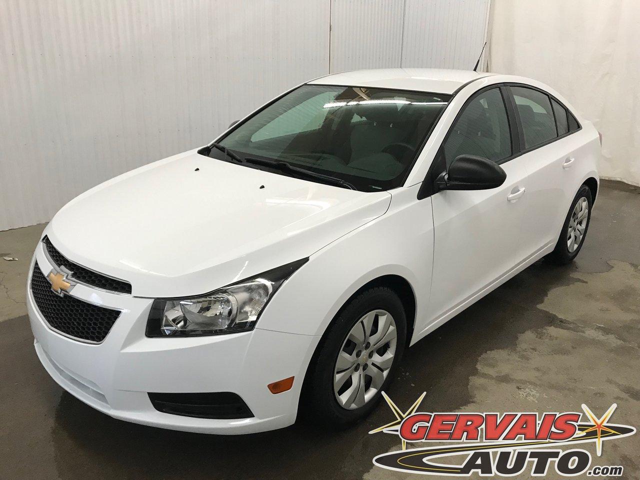 Chevrolet Cruze 2014 1LS Automatique