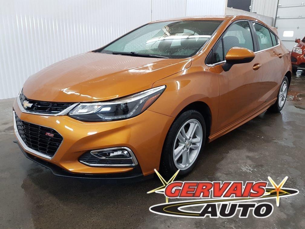 Chevrolet Cruze 2017 Hatchback LT RS MAGS *Bas Kilom?trage*