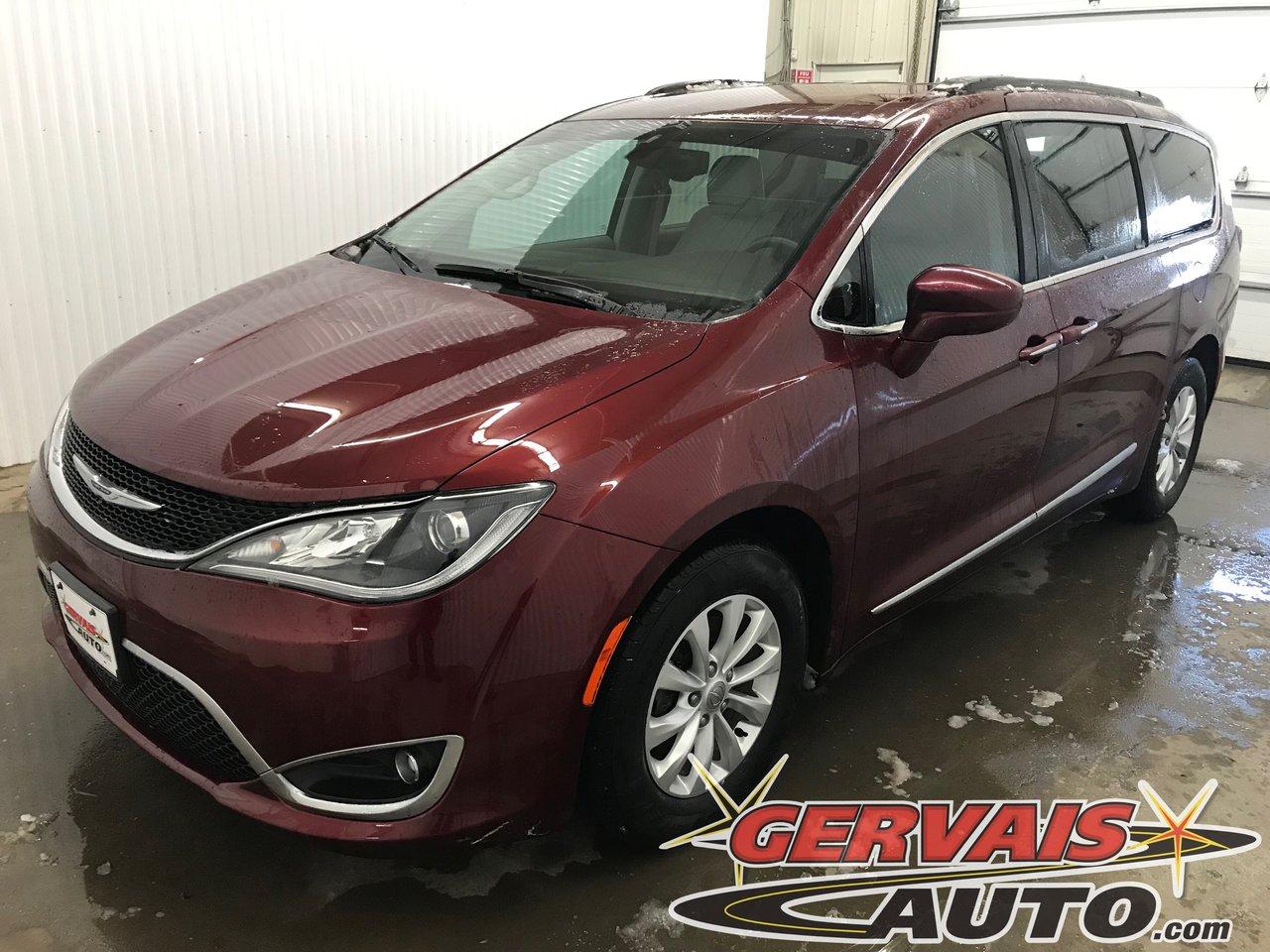 Chrysler Pacifica 2017 Touring-L Cuir Mags Cam?ra Bluetooth