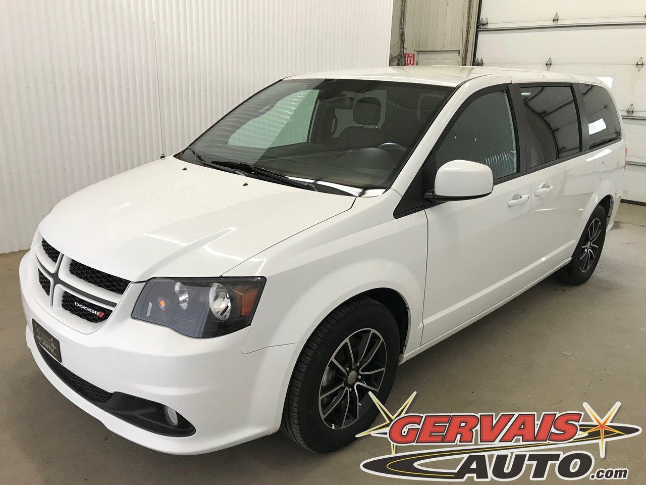 Dodge Grand Caravan 2018 GT Cuir Portes ?lectriques Stow n Go MAGS