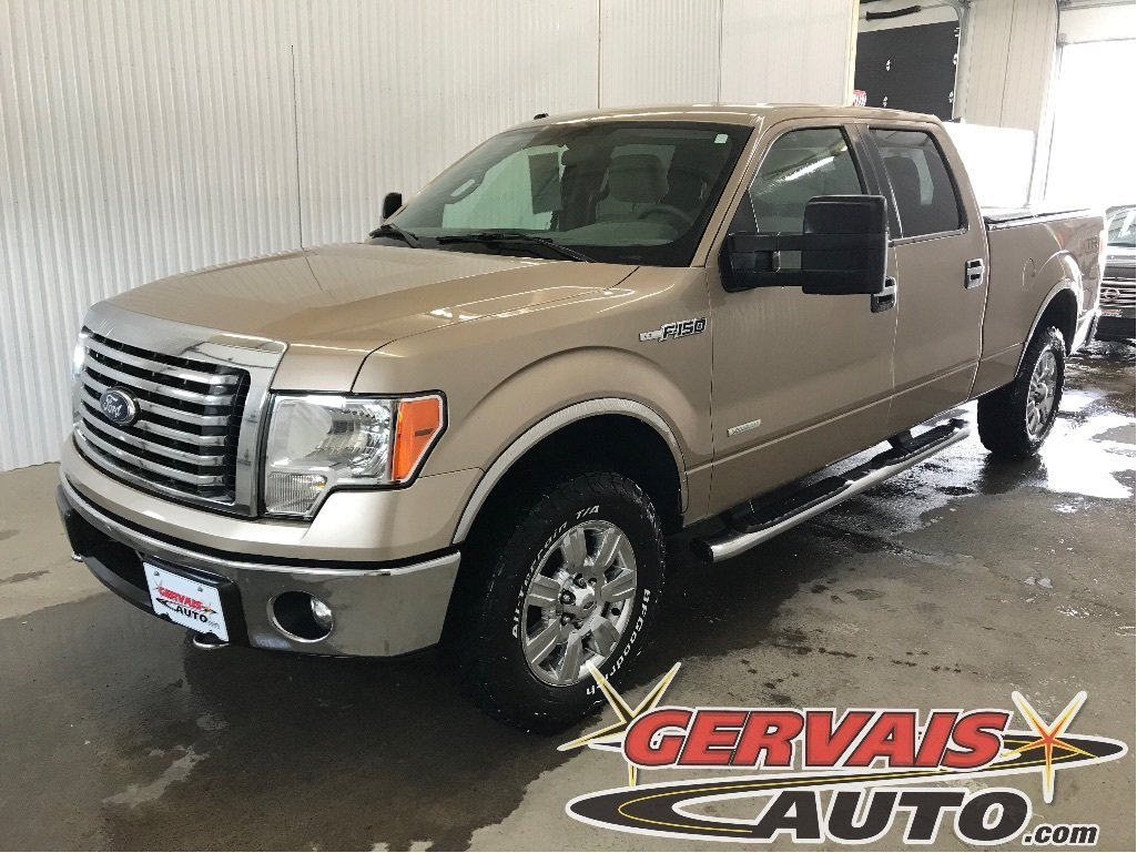 Ford F-150 2012 XLT XTR 4x4 EcoBoost Crew MAGS