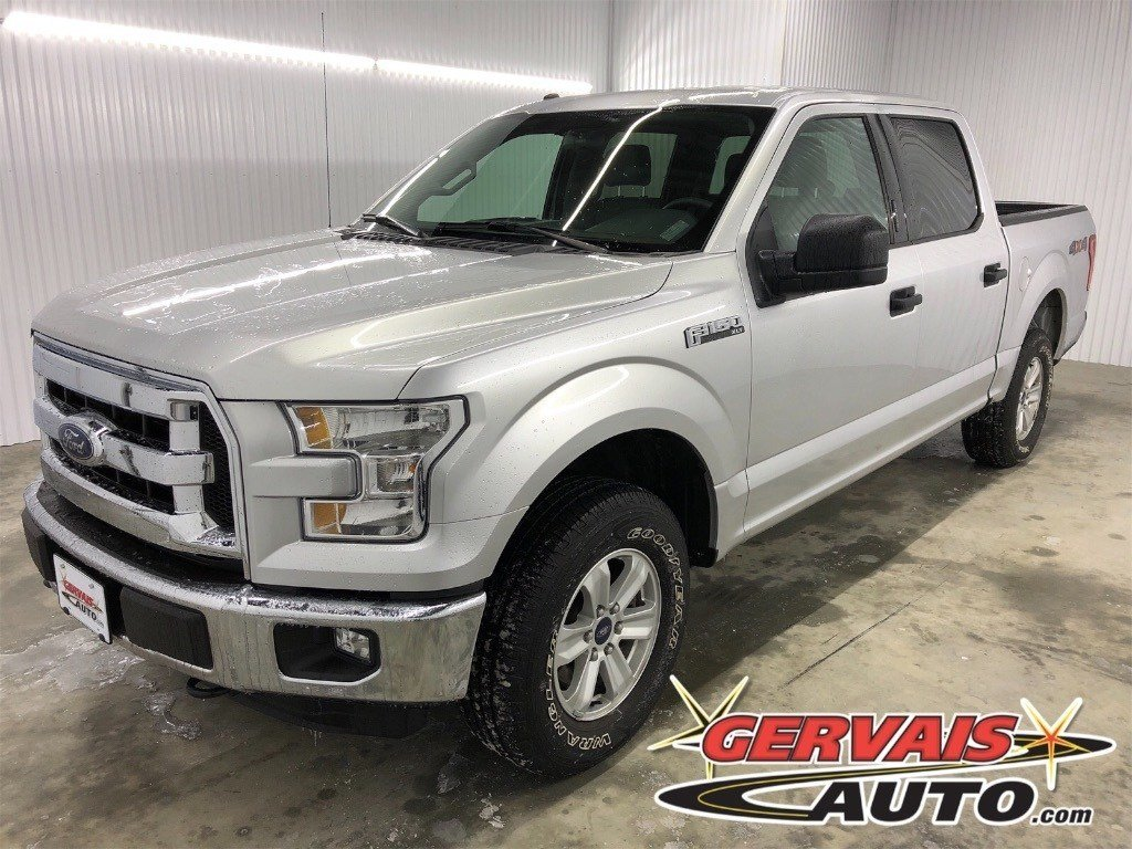 Ford F-150 2016 XLT Crew Cab 4x4 MAGS