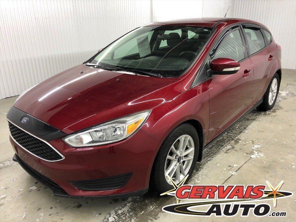 Ford Focus 2015 SE A/C Mags Bluetooth Cam?ra de Recul