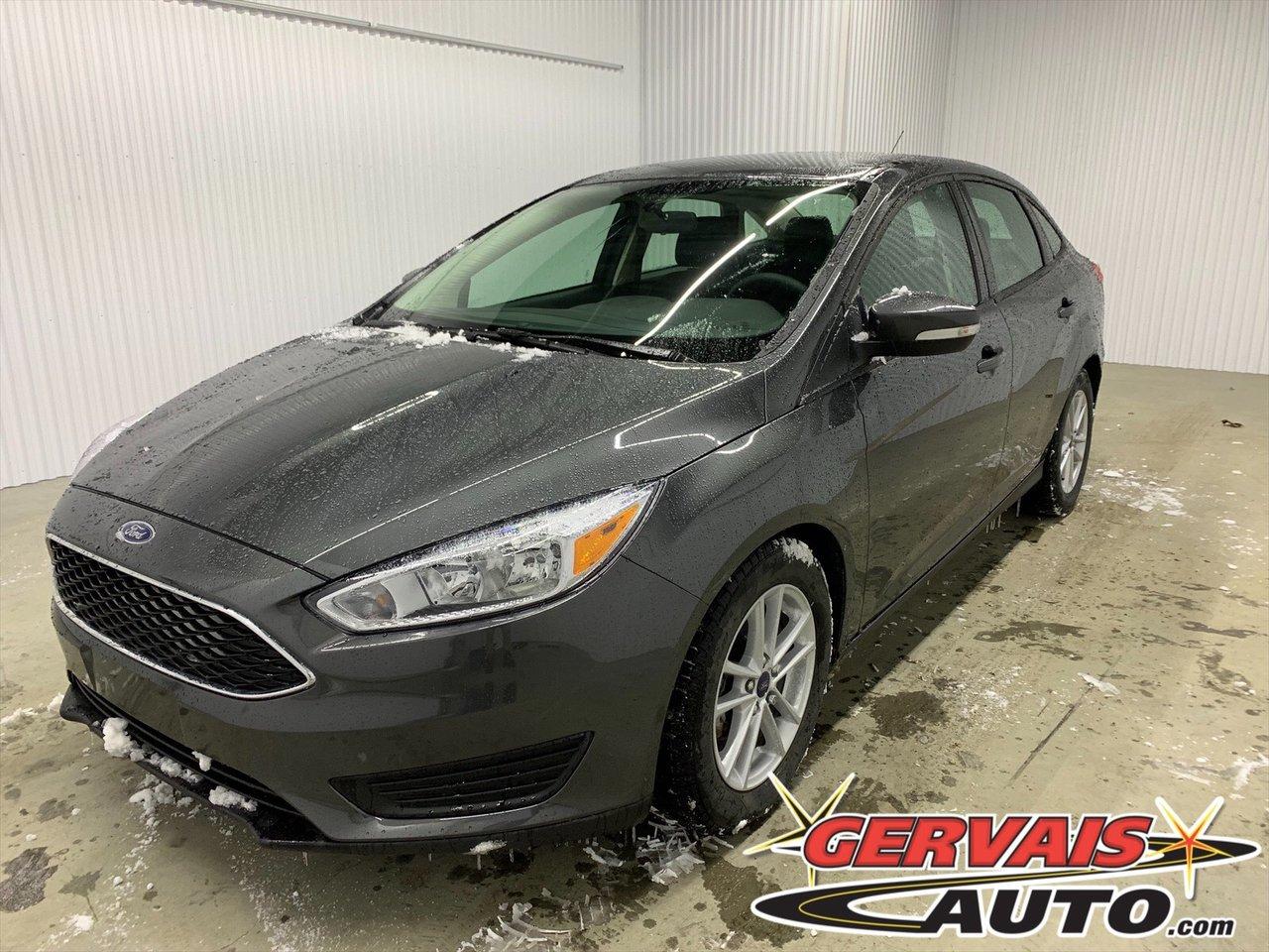 Ford Focus 2017 SE A/C MAGS Bluetooth *Bas Kilom?trage*
