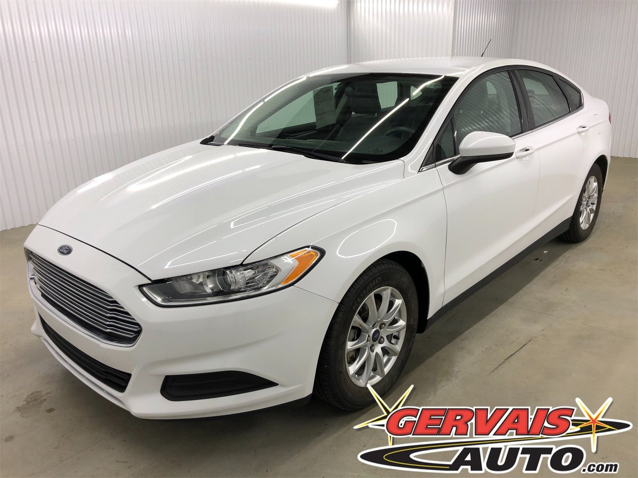 Ford Fusion 2015 S Bluetooth A/C Cam?ra de recul MAGS