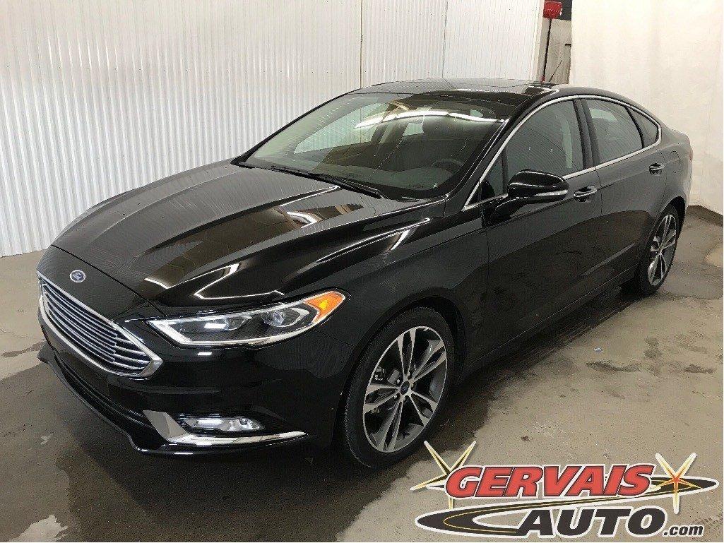 Ford Fusion 2018 Titanium AWD Cuir MAGS Cam?ra