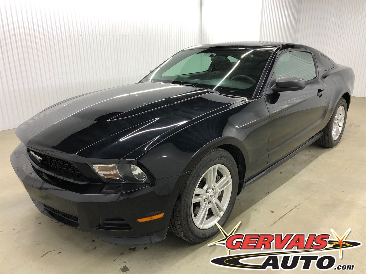 Ford Mustang 2012 V6 A/C MAGS