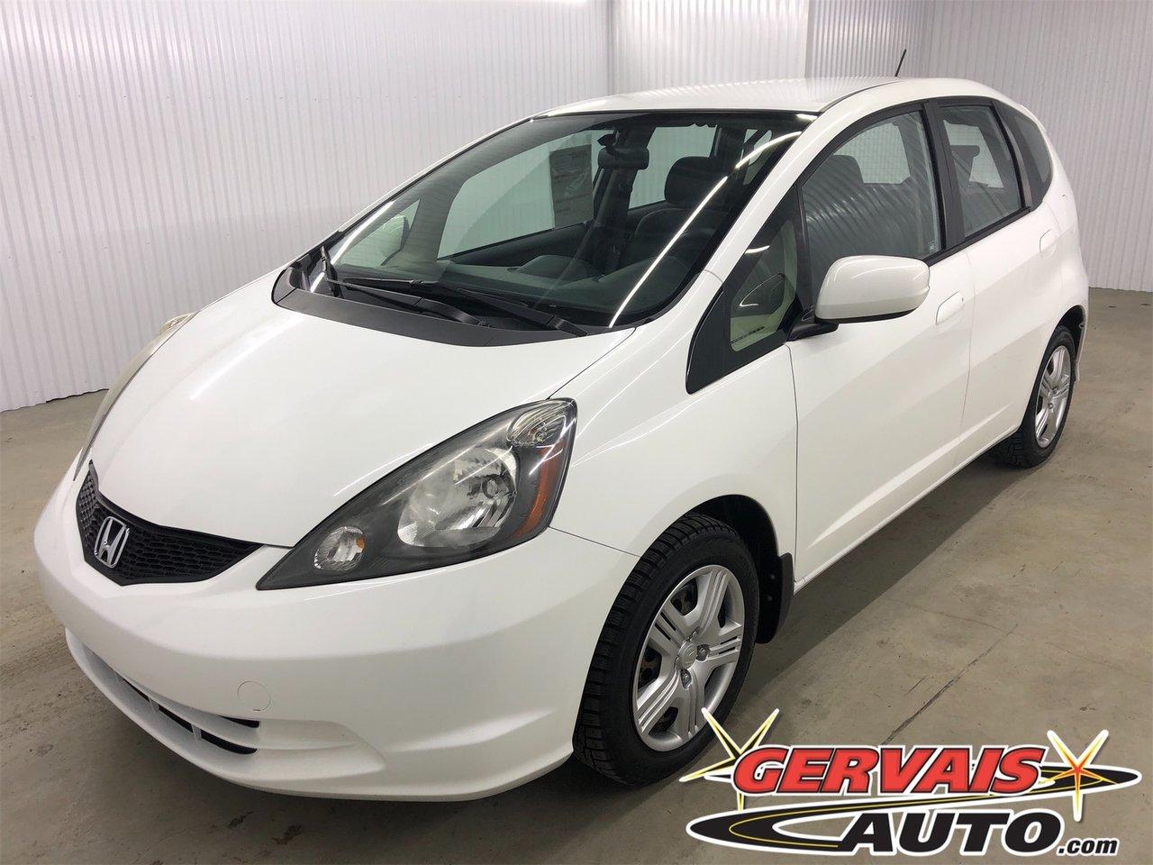 Honda Fit 2013 LX Bluetooth A/C