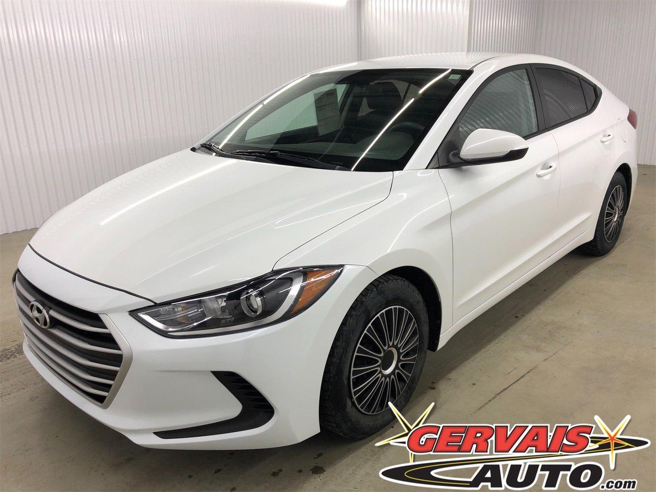 Hyundai Elantra 2017 A/C