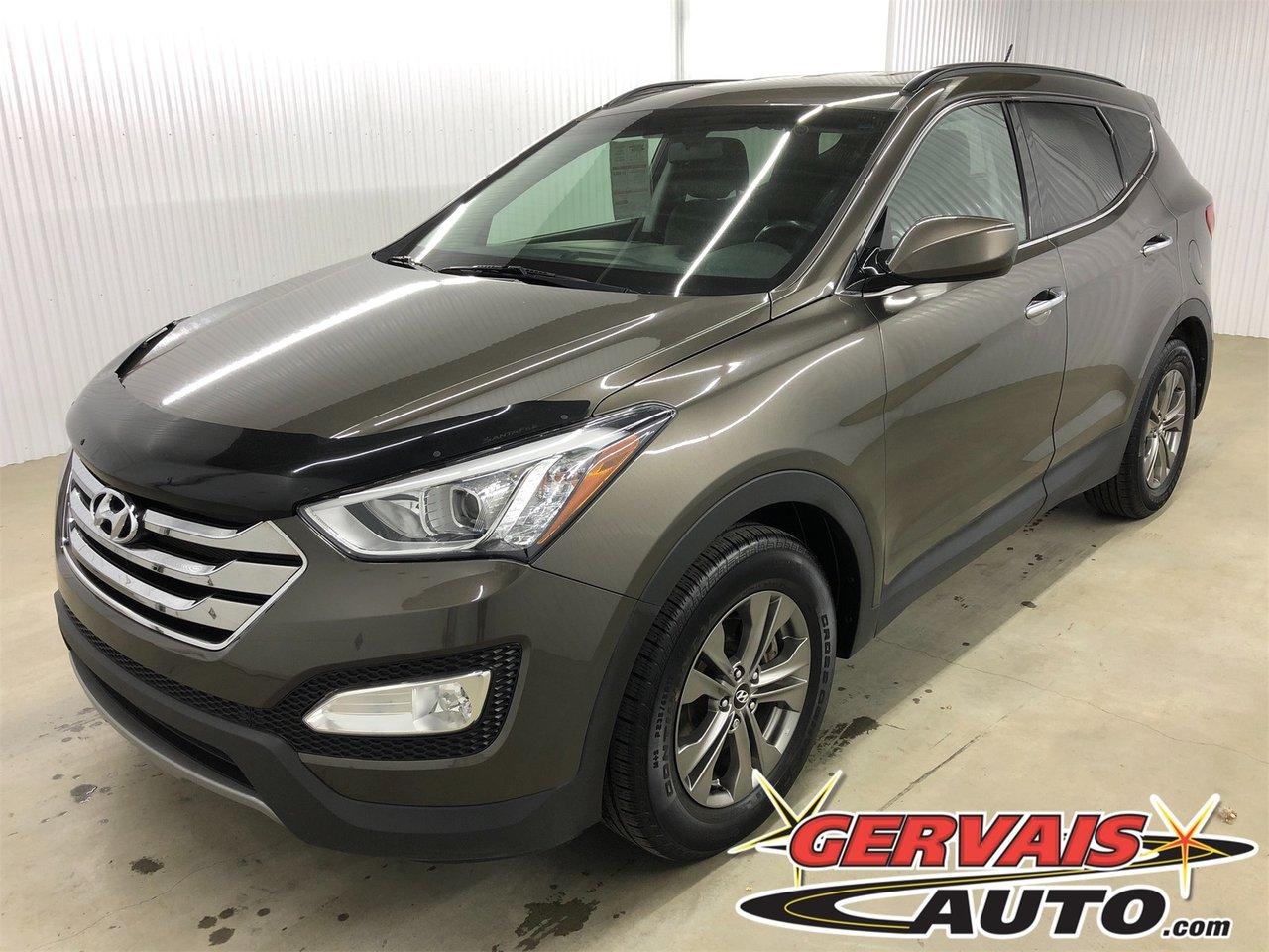 Hyundai Santa Fe Sport 2014 Premium AWD Bluetooth A/C Si?ges chauffants MAGS