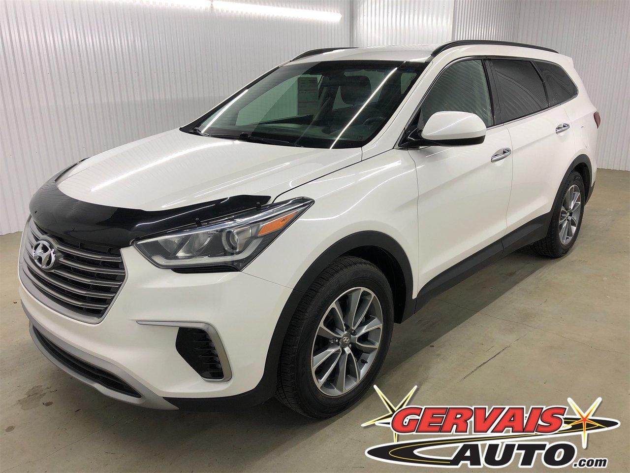 Hyundai Santa Fe XL 2017 V6 7 Passagers Cam?ra Bluetooth MAGS