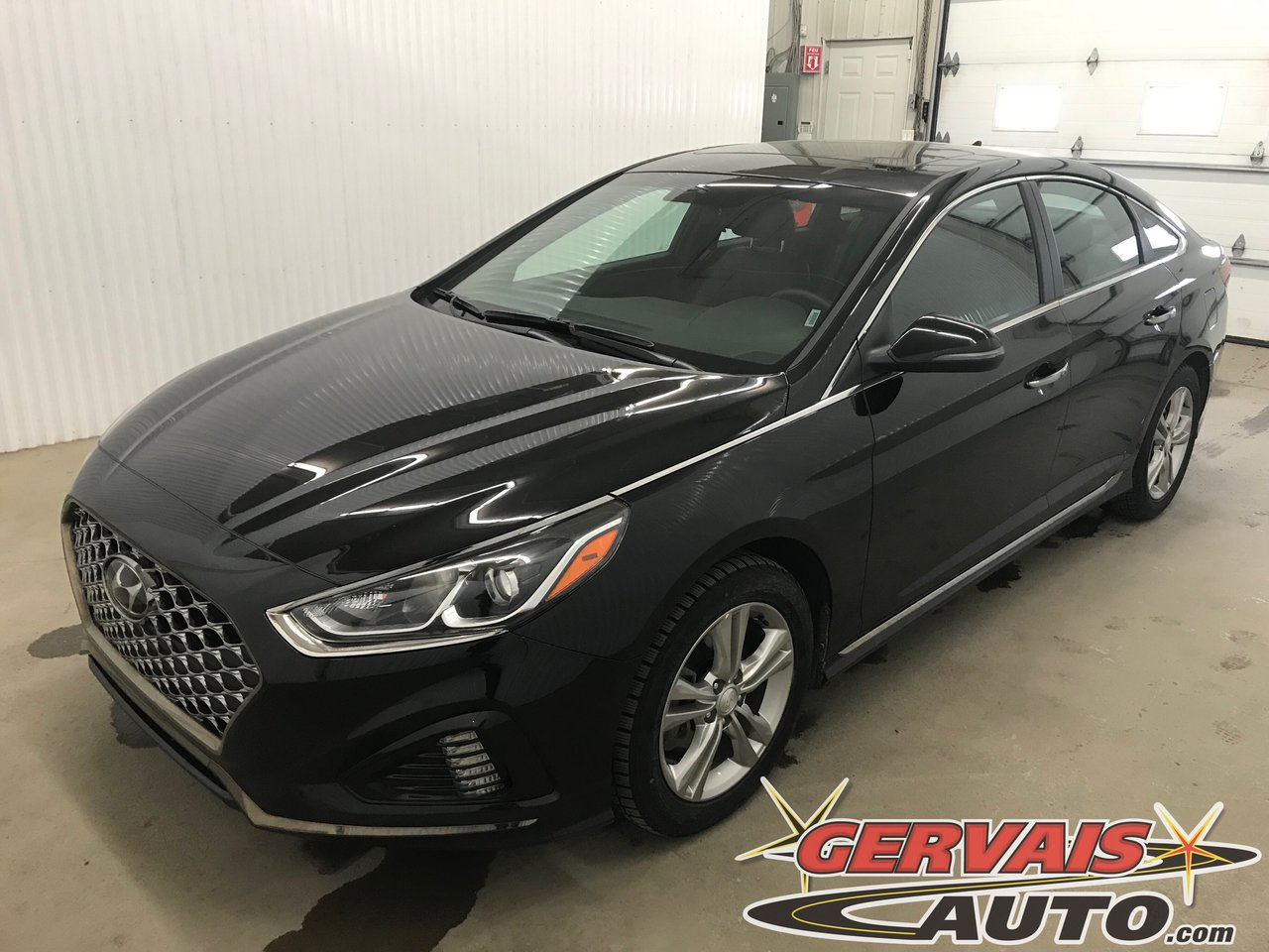 Hyundai Sonata 2019 Sport Toit Ouvrant Mags
