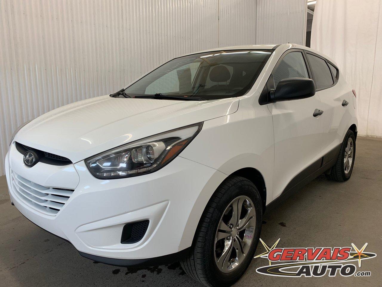 Hyundai Tucson 2014 GL A/C MAGS Bluetooth Si?ges chauffants