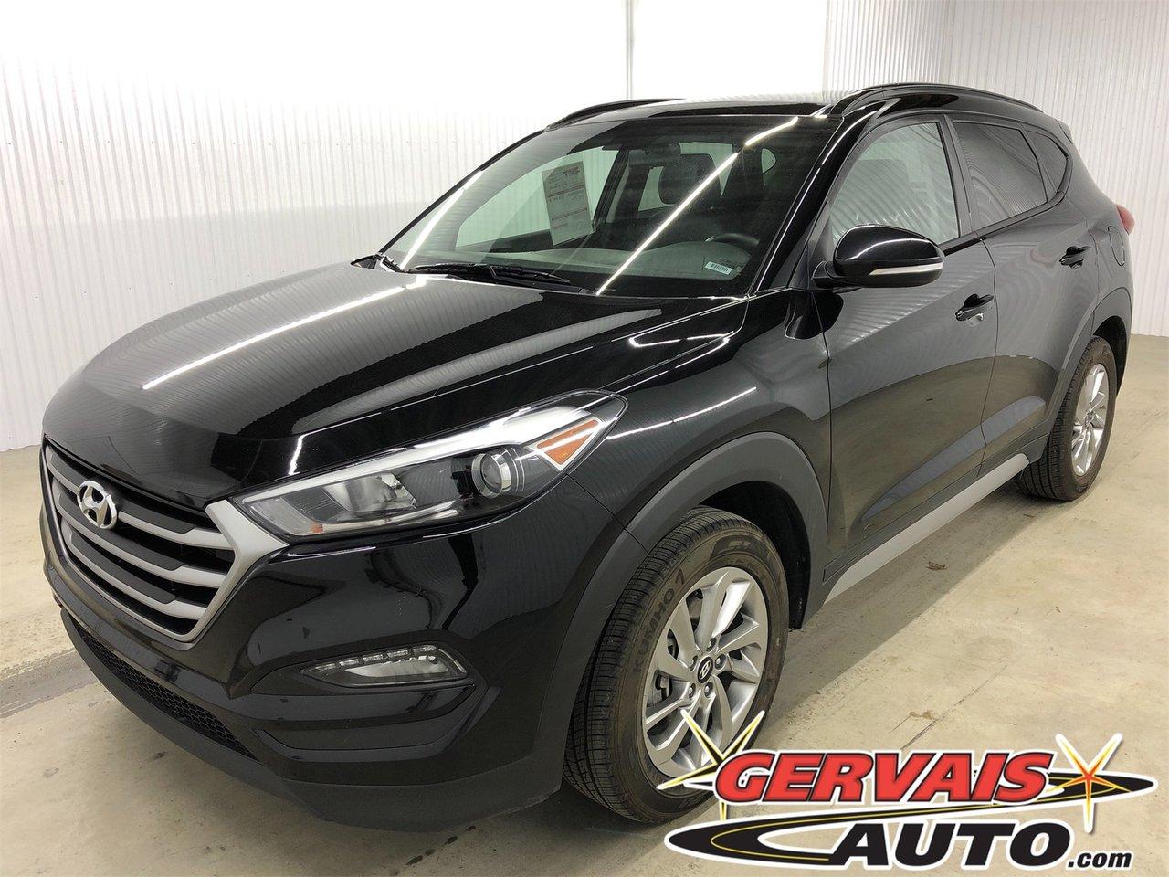 Hyundai Tucson 2018 SE AWD Cuir Toit Panoramique MAGS Bluetooth Cam?ra