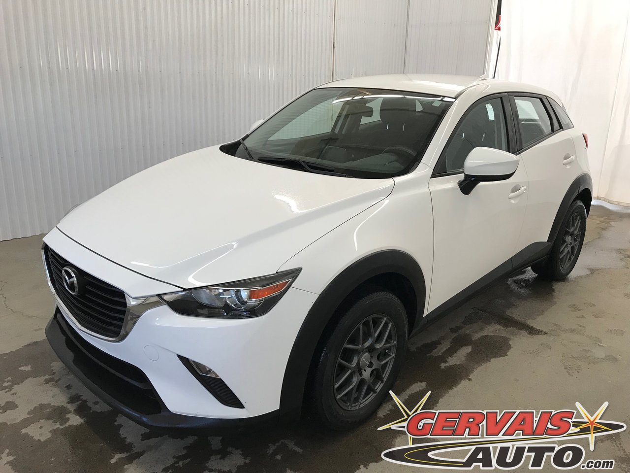 Mazda CX-3 2017 GX A/C Bluetooth Cam?ra de recul