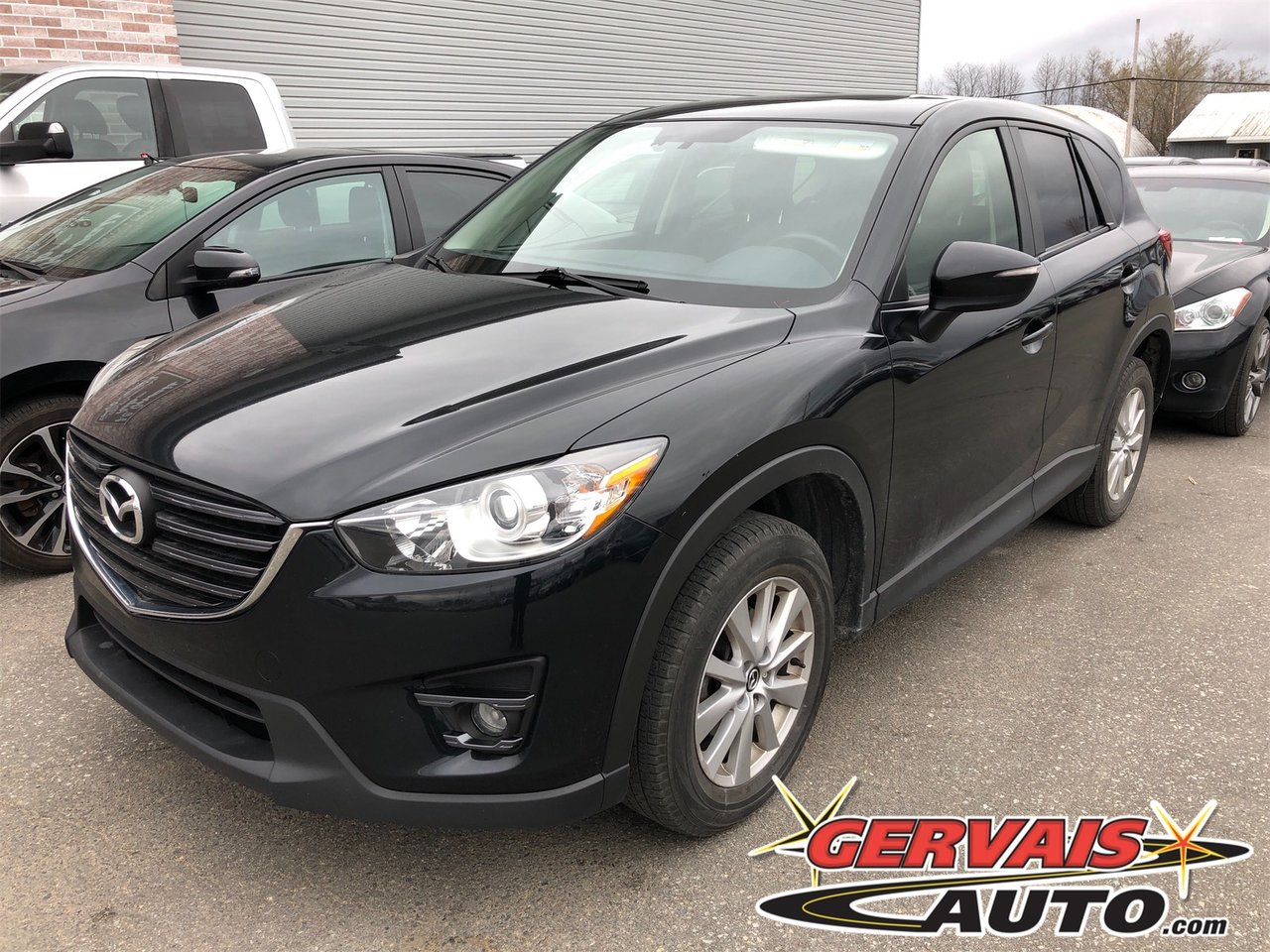 Mazda CX-5 2016 GS-L AWD 2.5 Cuir Toit Ouvrant MAGS