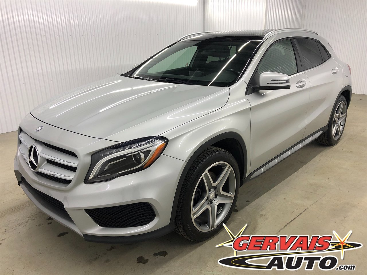 Mercedes-Benz GLA-Class 2015 GLA 250 4Matic GPS Cuir Toit Ouvrant MAGS