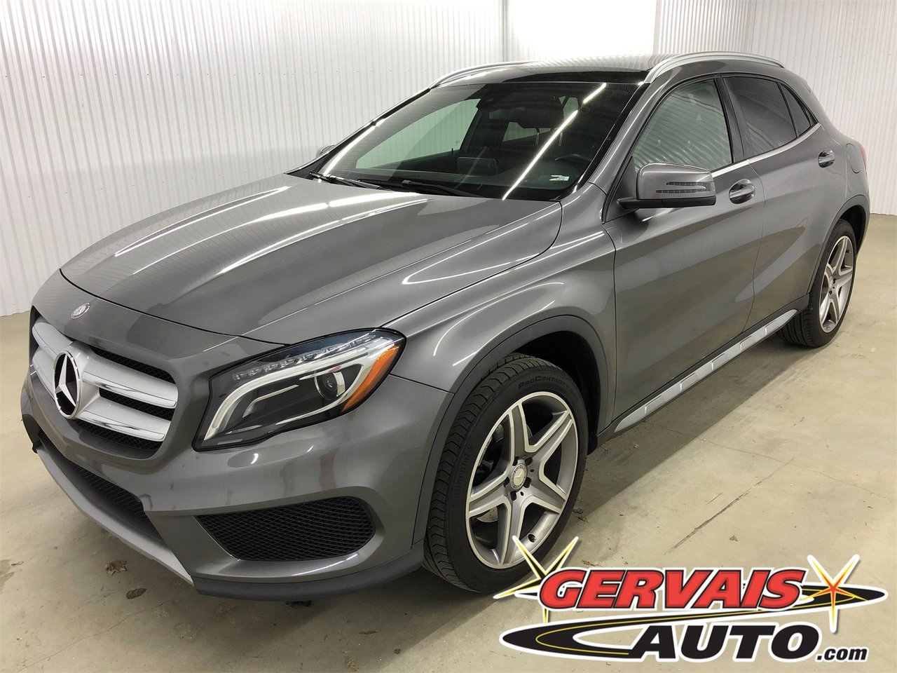 Mercedes-Benz GLA 2016 GLA 250 4Matic GPS Cuir Toit Panoramique MAGS