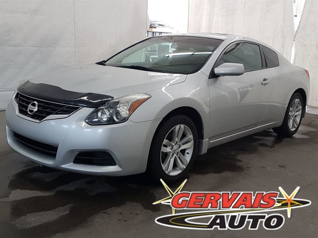 Nissan Altima 2011 2.5 S Coupe Toit Ouvrant MAGS