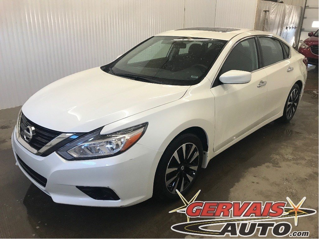 Nissan Altima 2018 2.5 SV Toit Ouvrant Mags Bluetooth