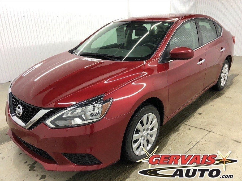 Nissan Sentra 2017 SV A/C Bluetooth