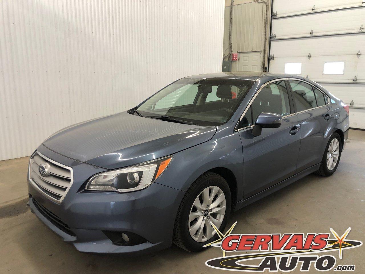 Subaru Legacy 2016 Touring AWD Toit Ouvrant Bluetooth Cam?ra MAGS