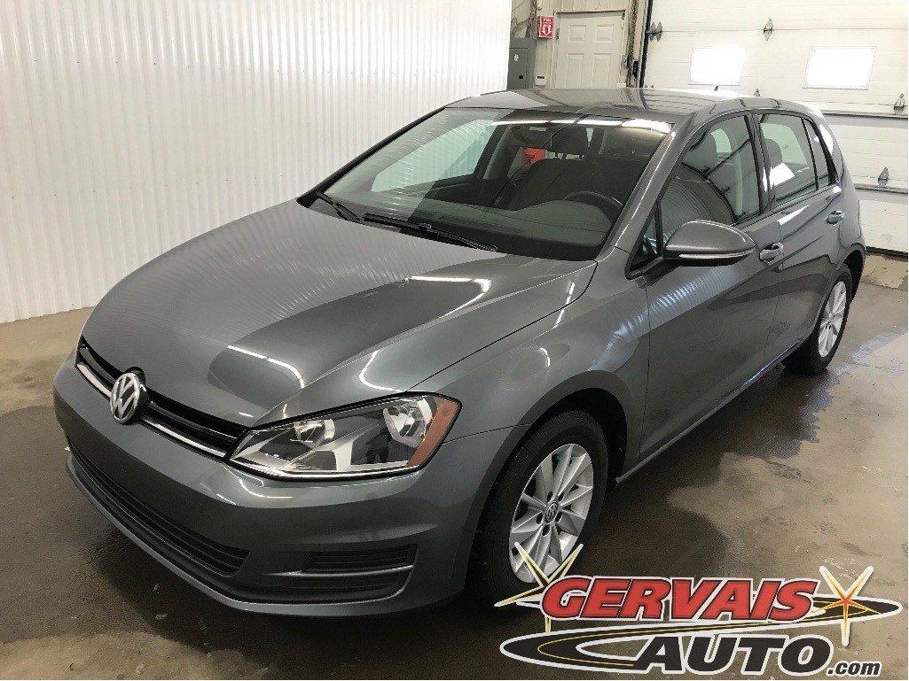 Volkswagen Golf 2015 Trendline A/C Bluetooth