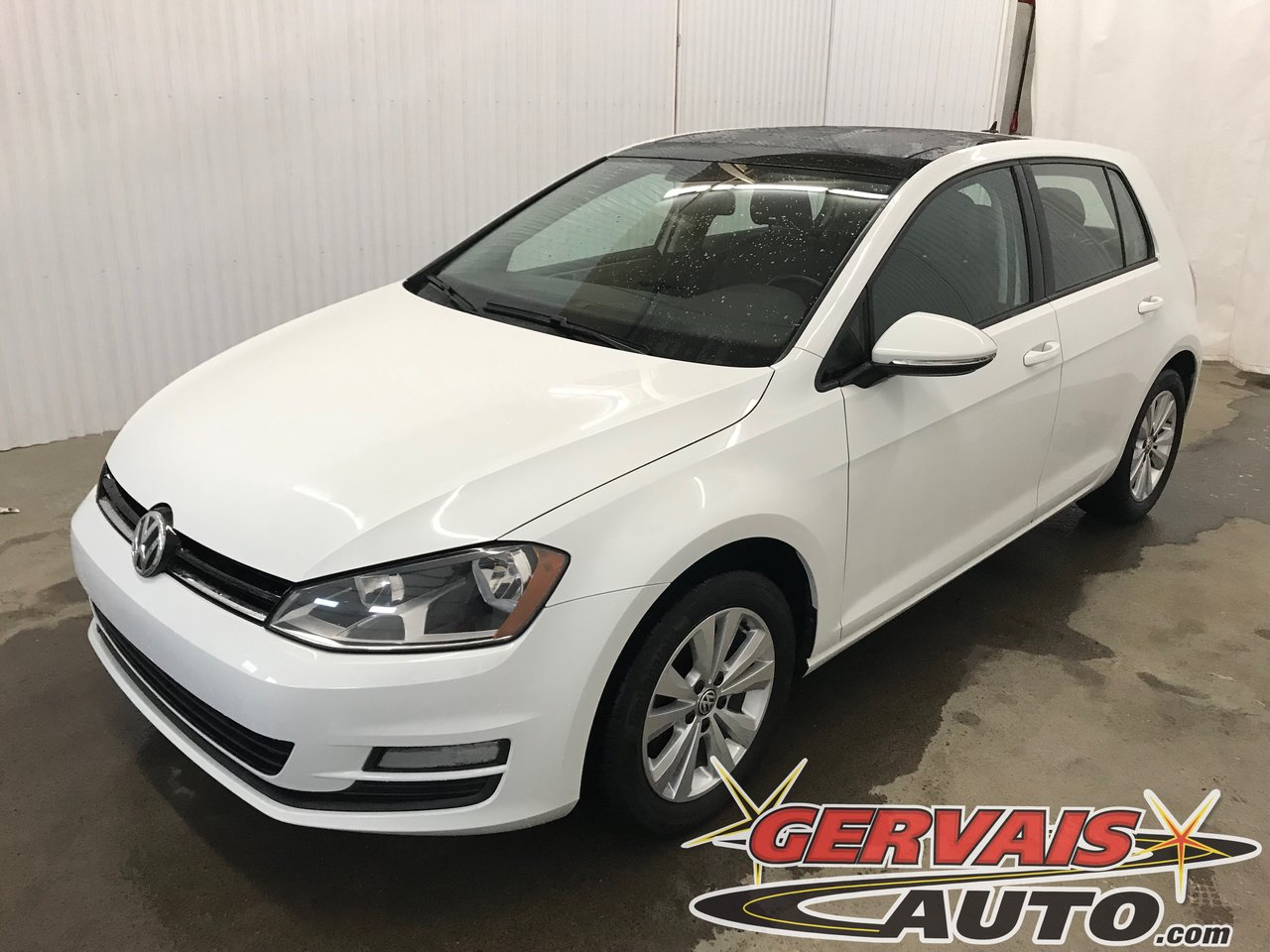 Volkswagen Golf 2015 Comfortline Tsi Cuir Toit Ouvrant Cam?ra MAGS