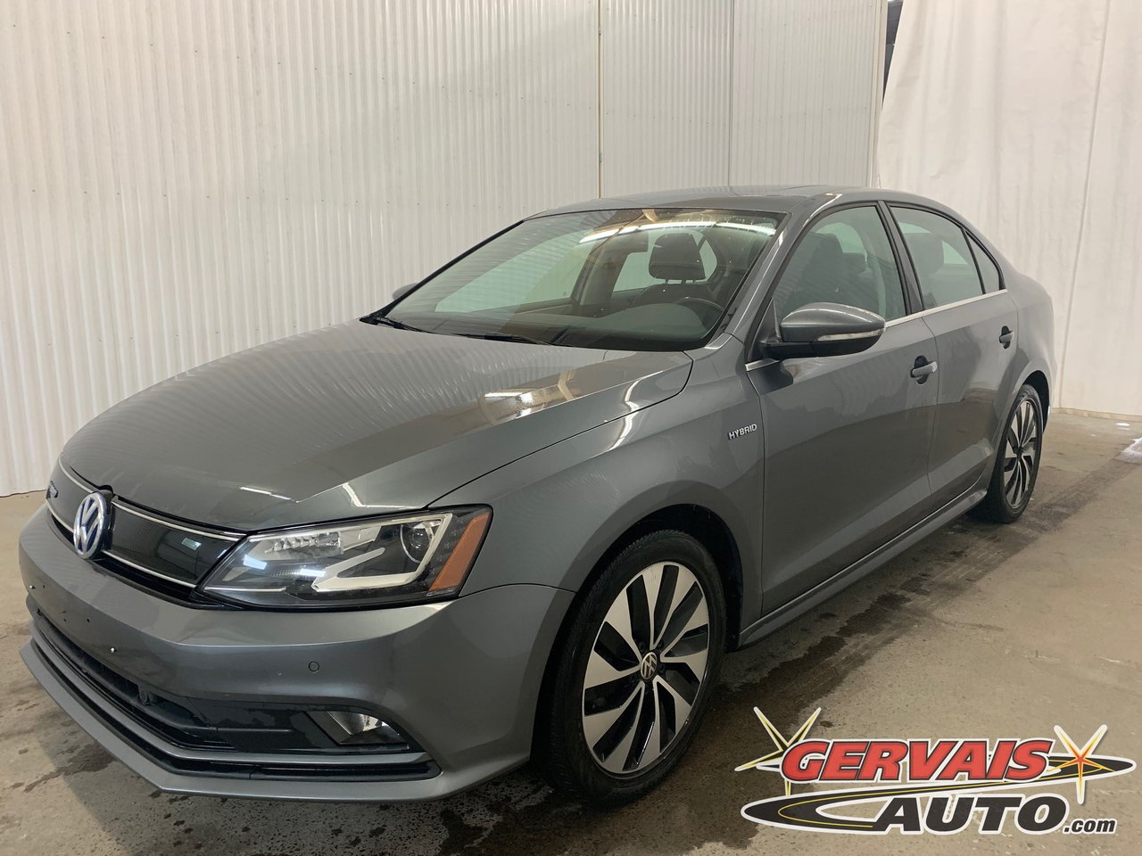 Volkswagen Jetta 2015 Hybride GPS Cuir Toit Ouvrant MAGS