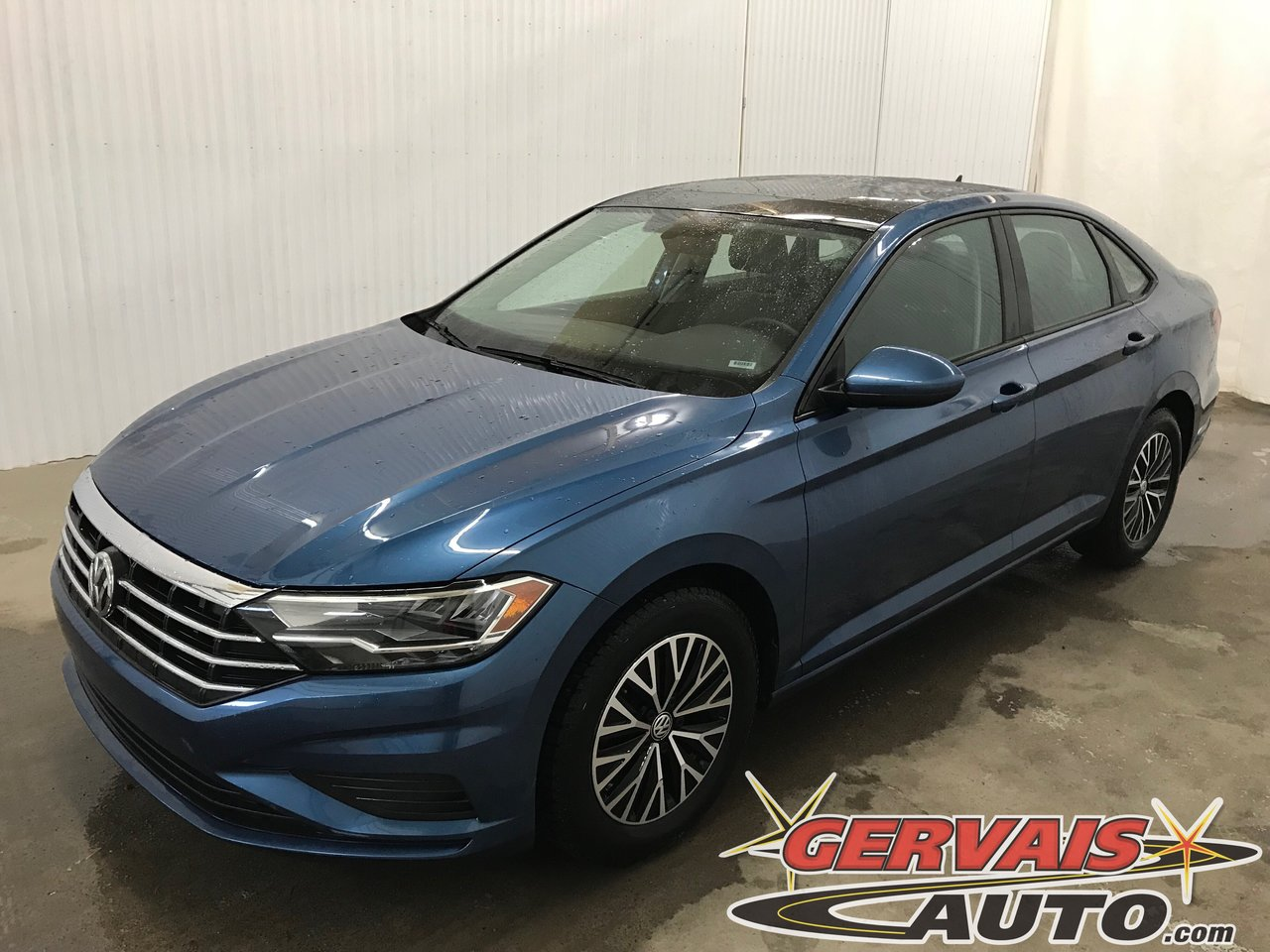 Volkswagen Jetta 2019 Highline Cuir Toit Ouvrant MAGS Bluetooth