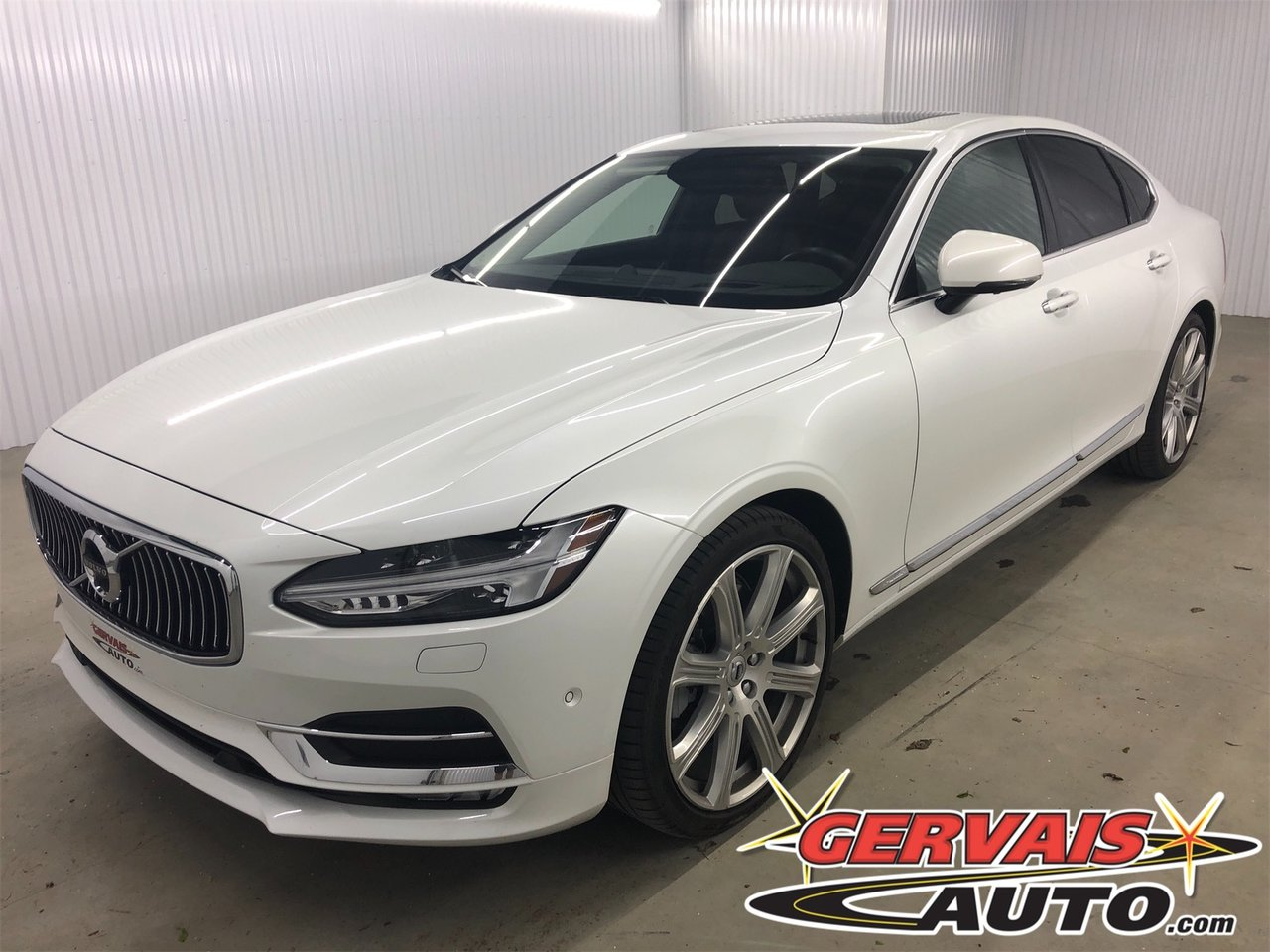 Volvo S90 2017 T6 Inscription AWD GPS Cuir Toit Ouvrant Cam?ra MAGS