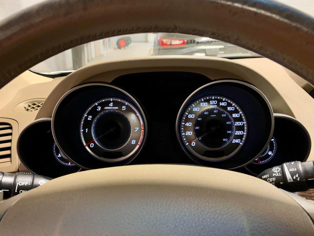 2012 Acura MDX AWD 4dr Elite Pkg