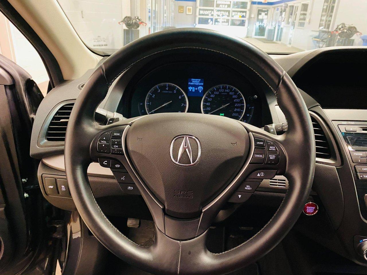 2015 Acura RDX AWD 4dr Tech Pkg