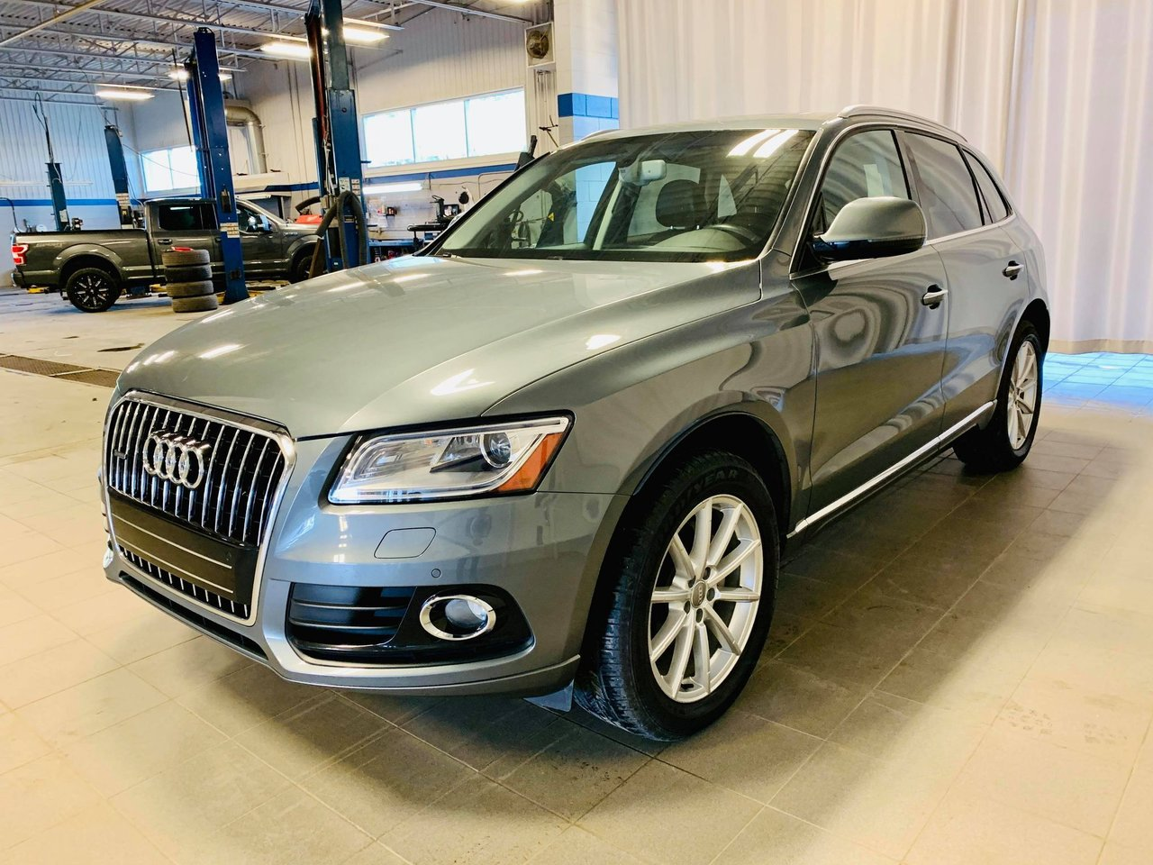 2017 Audi Q5 Quattro 4dr 2.0T Technik / JAMAIS ACCIDENTEE