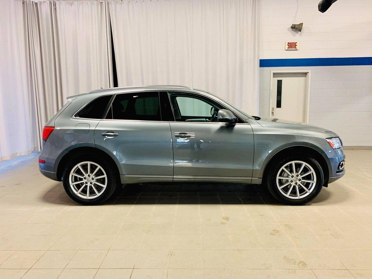 2017 Audi Q5 Quattro 4dr 2.0T Technik / JAMAIS ACCIDENTEE