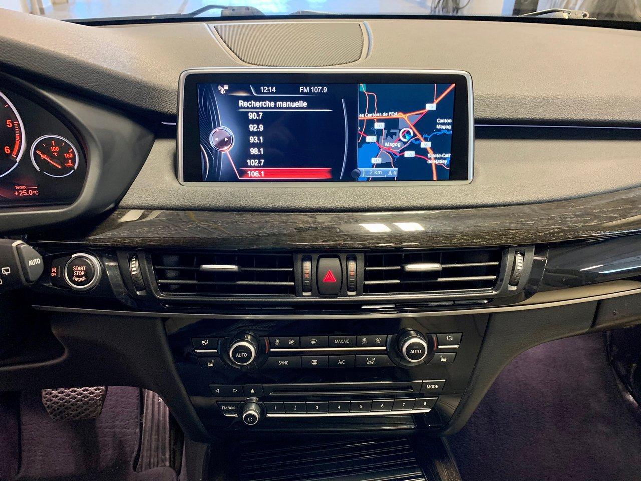 2014 BMW X5 XDrive35d AWD / DIESEL
