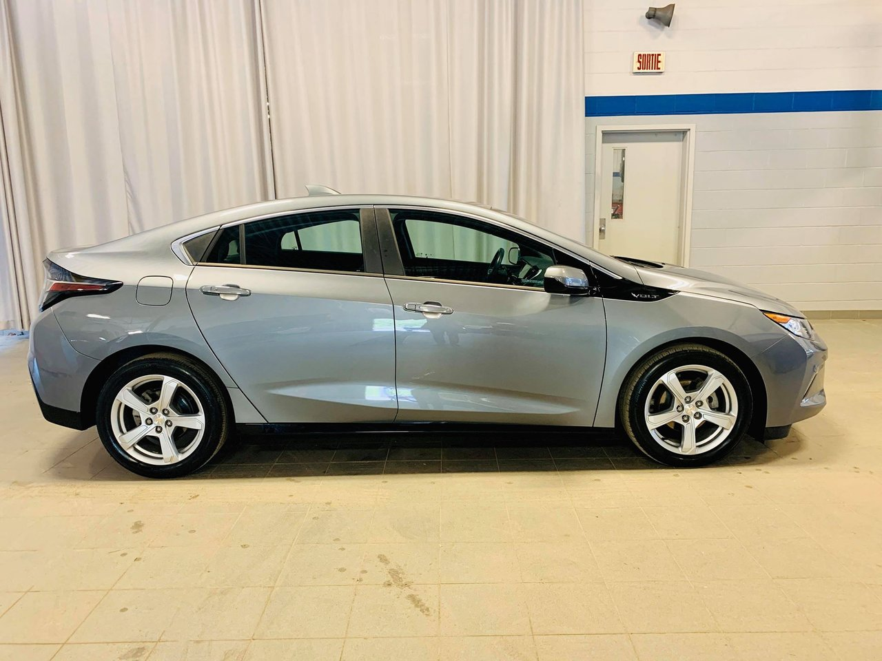 2019 Chevrolet Volt Electric 5dr HB LT