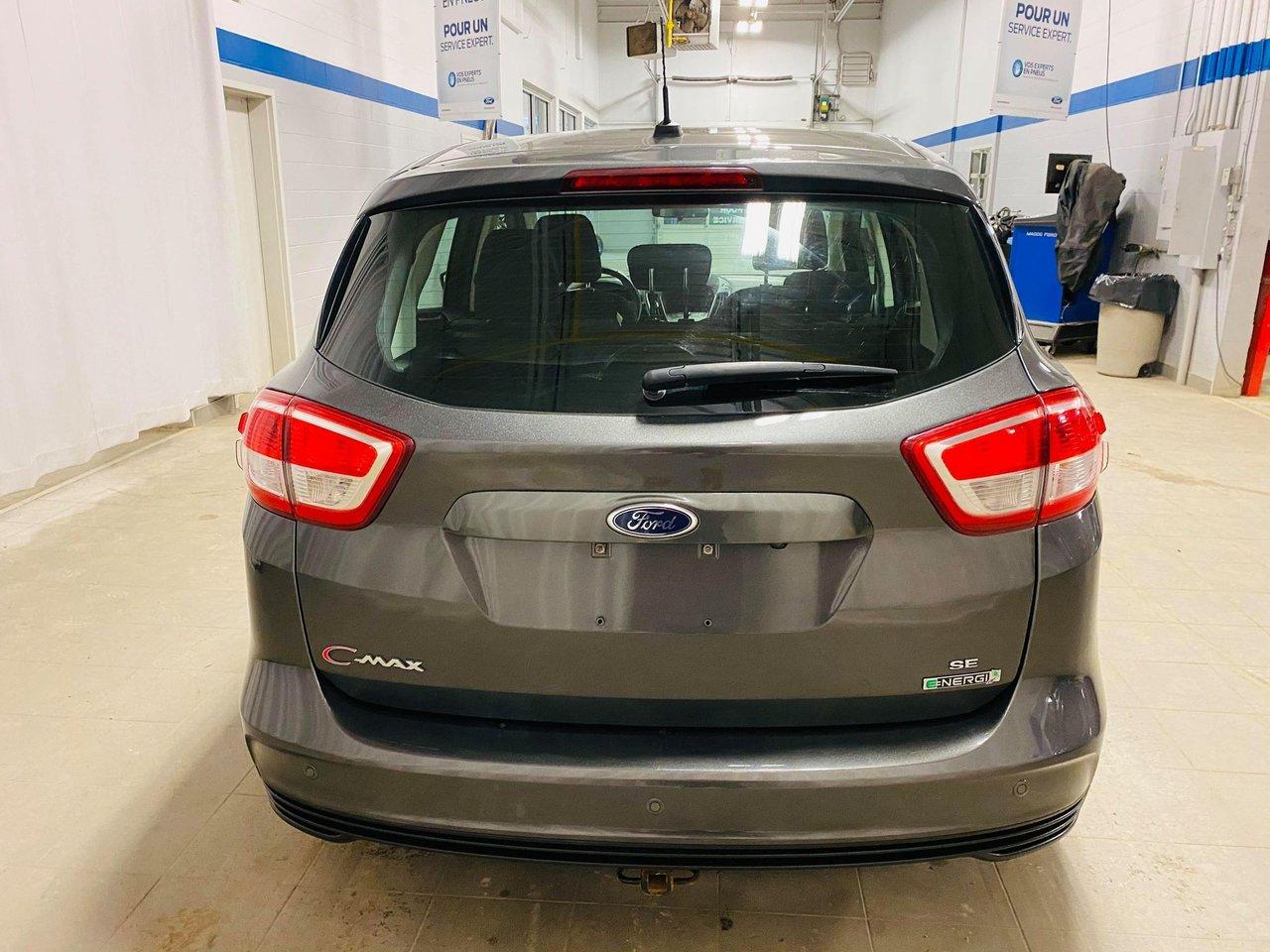 2017 Ford C-Max Energi 5dr HB SE